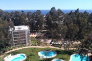 "SE VENDE DEPARTAMENTO CON VISTA AL MAR, EN CONDOMINIO ""COSTA ALGARROBO NORTE""."